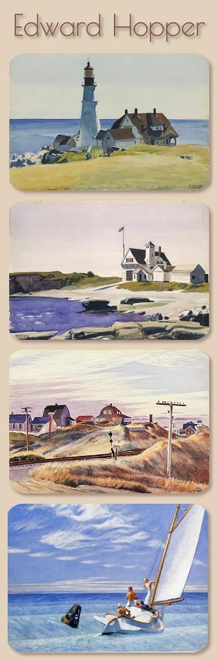 E. Hopper - Côte est