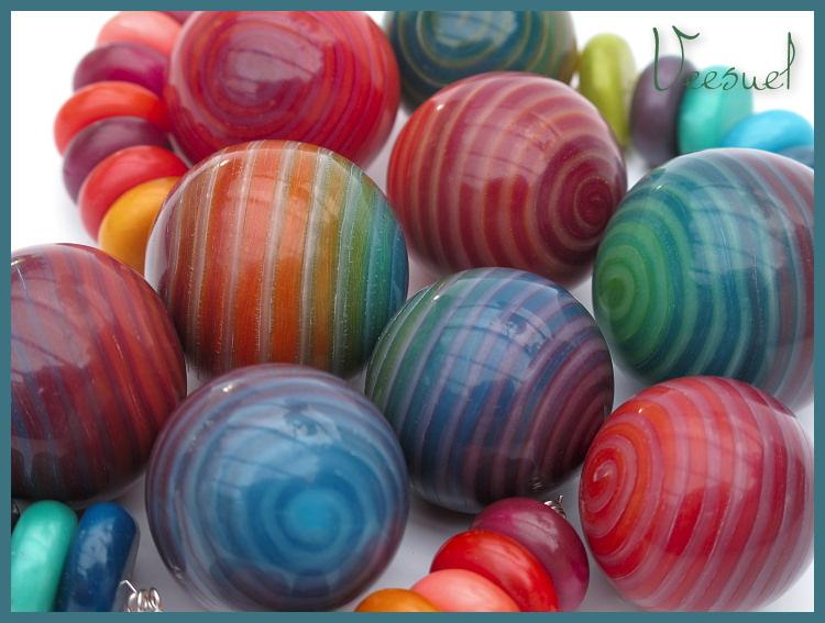 Perles Vortex - Détail